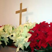 Altar-at-Christmas
