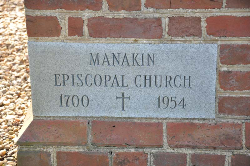 Church marker